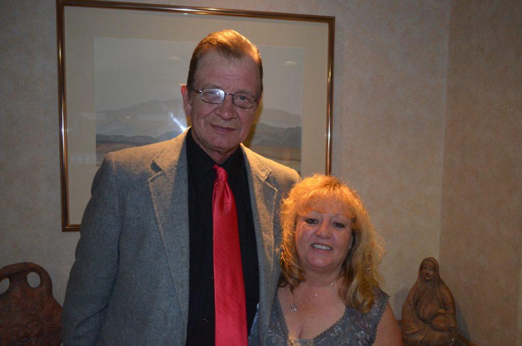 2nd Vice President Cindy Shepherd and Robert Shepherd