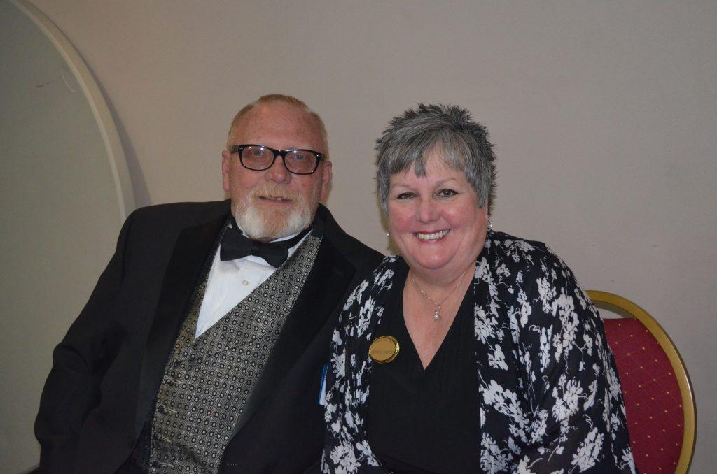 State President Hortt Carter & Suzanne Carter
